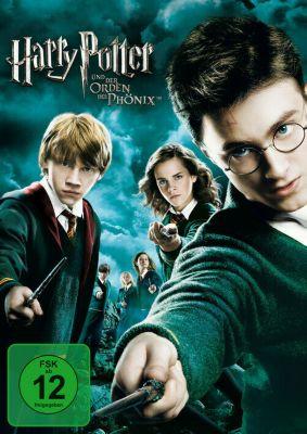 Harry Potter und der Orden des Phönix, Joanne K. Rowling