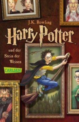 Harry Potter und der Stein der Weisen - J.K. Rowling |