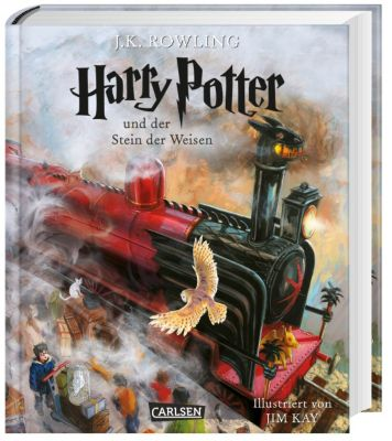 Harry Potter und der Stein der Weisen, Schmuckausgabe, Joanne K. Rowling