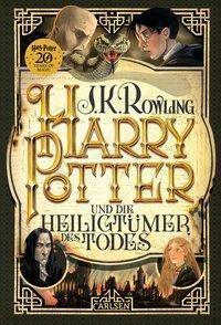 Harry Potter und die Heiligtümer des Todes, J.K. Rowling