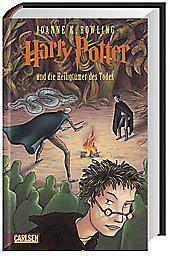 Harry Potter und die Heiligtümer des Todes (Band 7), Joanne K. Rowling