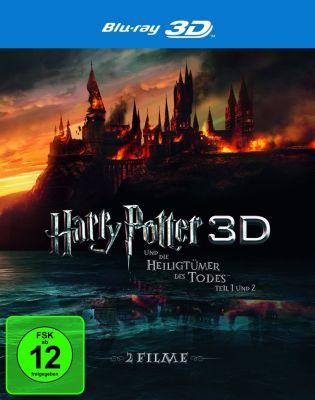 Harry Potter und die Heiligtümer des Todes Teil 1 & 2 - 3D-Version