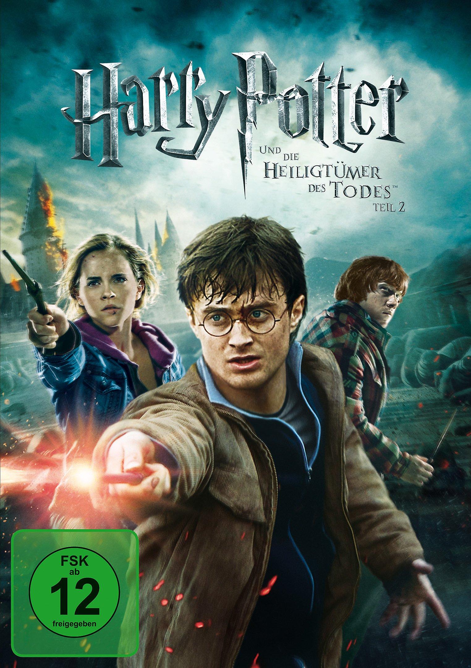 Harry Potter Heiligtümer Des Todes 2