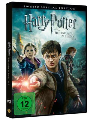 Harry Potter und die Heiligtümer des Todes, Teil 2 - Special Edition, Joanne K. Rowling