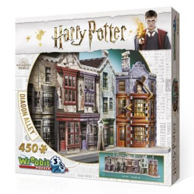 Harry Potter Winkelgasse / Diagon Alley - Harry Potter 3D (Puzzle)
