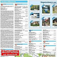 HARTMANN-PLAN Hamburg-Walddörfer: Sasel, Volksdorf und Bergstedt 1 : 20.000 Stadtplan - Produktdetailbild 2