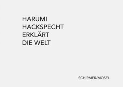Harumi Hackspecht erklärt die Welt, 15 Spruchpostkarten - Harumi Hackspecht |