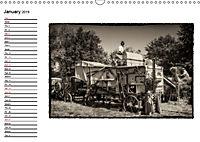 Harvest, pictures from yesteryear (Wall Calendar 2019 DIN A3 Landscape) - Produktdetailbild 1
