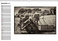 Harvest, pictures from yesteryear (Wall Calendar 2019 DIN A3 Landscape) - Produktdetailbild 12