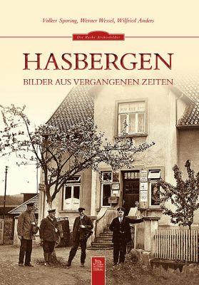 Hasbergen, Volker Sporing, Werner Wessel, Wilfried Anders