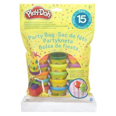 Hasbro 18367EU5Play-Doh Partyknete mit Stickern