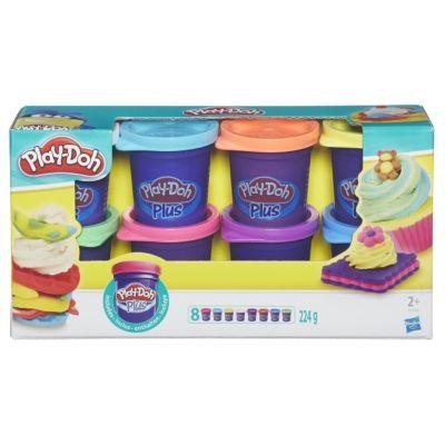 Hasbro A1206EU4 Play-Doh Plus 8er Pack