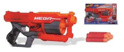 Hasbro A9353EU4 Nerf MEGA CycloneShock