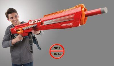 Hasbro E0440EU4 Nerf MEGA Thunderhawk