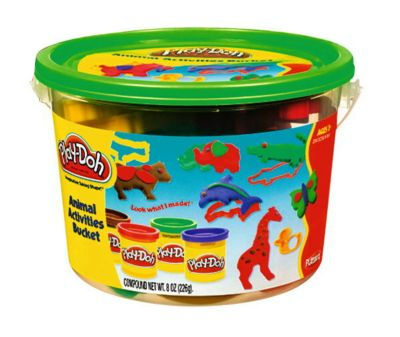 Hasbro Play Doh Tierspass-Eimer