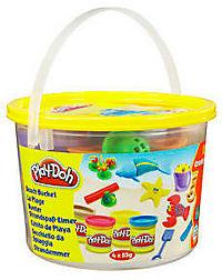 Hasbro Play Doh Tierspaß-Eimer - Produktdetailbild 1