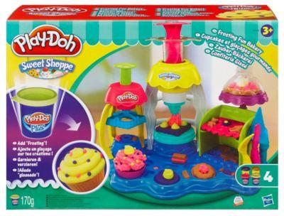 Hasbro Play-Doh Zauberbäckerei