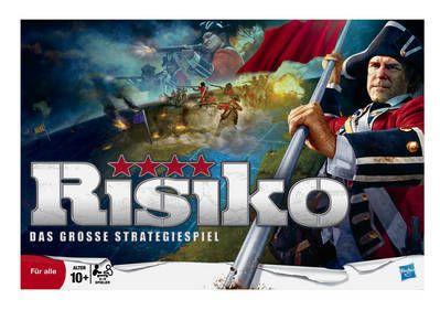 Hasbro Risiko 3-5 Spieler, ab 10 Jahren