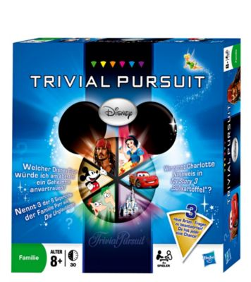 Hasbro Trivial Pursuit Disney, Familienspiel
