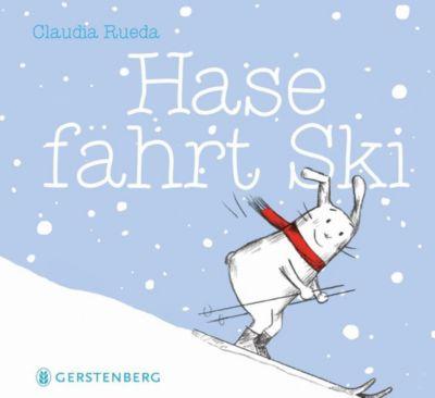 Hase fährt Ski, Claudia Rueda