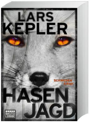 Hasenjagd - Lars Kepler |