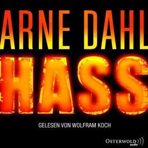Hass, 8 Audio-CDs, Arne Dahl