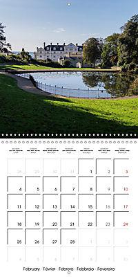 Hastings and St Leonards-on-Sea (Wall Calendar 2019 300 × 300 mm Square) - Produktdetailbild 2