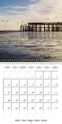 Hastings and St Leonards-on-Sea (Wall Calendar 2019 300 × 300 mm Square) - Produktdetailbild 3