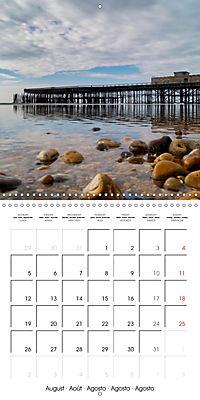 Hastings and St Leonards-on-Sea (Wall Calendar 2019 300 × 300 mm Square) - Produktdetailbild 8
