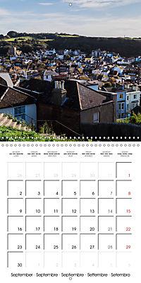 Hastings and St Leonards-on-Sea (Wall Calendar 2019 300 × 300 mm Square) - Produktdetailbild 9