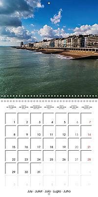 Hastings and St Leonards-on-Sea (Wall Calendar 2019 300 × 300 mm Square) - Produktdetailbild 7