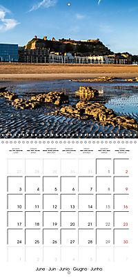 Hastings and St Leonards-on-Sea (Wall Calendar 2019 300 × 300 mm Square) - Produktdetailbild 6