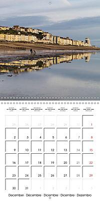 Hastings and St Leonards-on-Sea (Wall Calendar 2019 300 × 300 mm Square) - Produktdetailbild 12