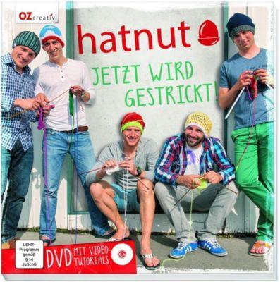 hatnut - Jetzt wird gestrickt!, m. DVD