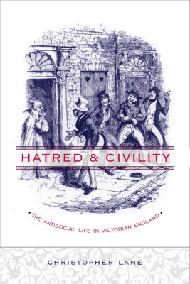 Hatred and Civility, Christopher Lane