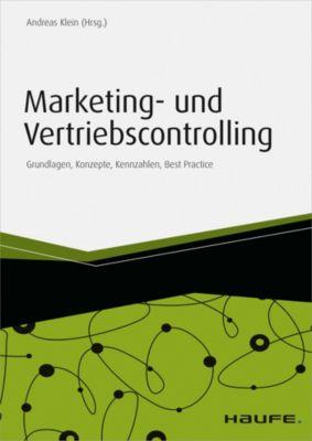 Haufe Fachbuch: Marketing- und Vertriebscontrolling, Andreas Klein