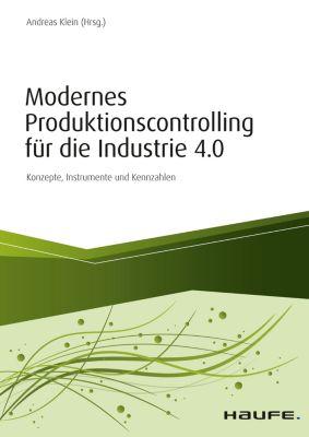 Haufe Fachbuch: Modernes Produktionscontrolling für die Industrie 4.0