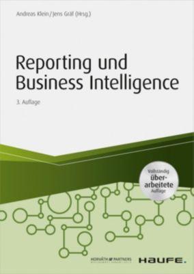 Haufe Fachbuch: Reporting und Business Intelligence, Jens Gräf, Andreas Klein