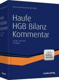 Haufe HGB Bilanz-Kommentar, Klaus Bertram, Ralph Brinkmann, Harald Kessler, Stefan Müller