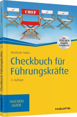 Haufe TaschenGuide: Checkbuch für Führungskräfte, Reinhold Haller