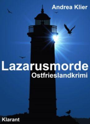 Hauke Holjansen Band 1: Lazarusmorde, Andrea Klier