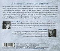 Hauptkommissar Claudius Zorn Band 2: Zorn - Vom Lieben und Sterben (6 Audio-CDs) - Produktdetailbild 1