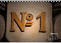 Hausnummern (Tischkalender 2019 DIN A5 quer) - Produktdetailbild 1