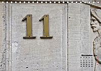 Hausnummern (Tischkalender 2019 DIN A5 quer) - Produktdetailbild 11