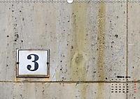 Hausnummern (Wandkalender 2019 DIN A3 quer) - Produktdetailbild 3