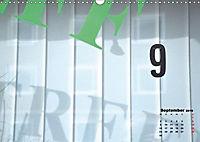 Hausnummern (Wandkalender 2019 DIN A3 quer) - Produktdetailbild 9