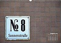 Hausnummern (Wandkalender 2019 DIN A3 quer) - Produktdetailbild 8