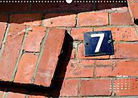Hausnummern (Wandkalender 2019 DIN A3 quer) - Produktdetailbild 7