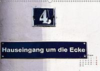 Hausnummern (Wandkalender 2019 DIN A3 quer) - Produktdetailbild 4