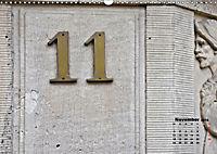 Hausnummern (Wandkalender 2019 DIN A3 quer) - Produktdetailbild 11